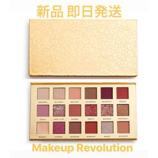 Sephora - Makeup Revolution アイシャドウパレット