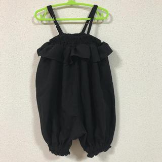 MARKEY'S - 美品◾️MARKEY'S◾️サロペット オールインワン ブラック xs 夏