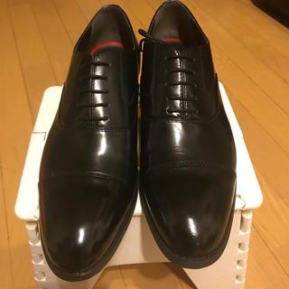 マドラス(madras)のマドラス ビジネスシューズ 黒 26.5センチ(ドレス/ビジネス)