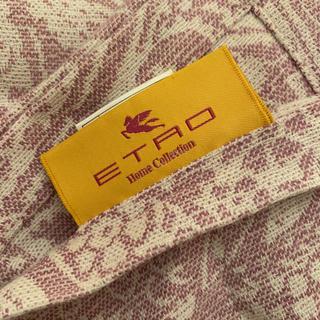 ETRO - ETRO エトロ タオルケット ブランケット マルチカバー