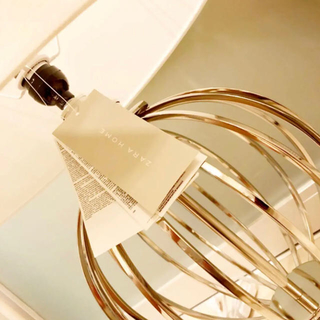 ZARA HOME - 新品 ZARA HOME ザラホーム 球体ベース 照明 ライト ランプ