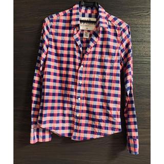 ロンハーマン(Ron Herman)の☆交渉可能☆Frank&Eileen、チェックシャツ(Tシャツ(長袖/七分))