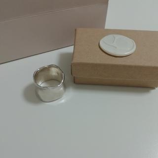 PLUIE パスリング シルバー 17号 未使用品(リング(指輪))