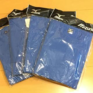 ミズノ(MIZUNO)の【未使用】アンダーシャツ4枚セット(シャツ)