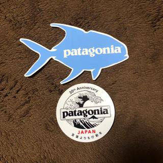 patagonia - パタゴニア 30周年記念ステッカーセット