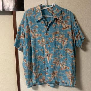 HARE - アロハシャツ 古着 柄シャツ 半袖シャツ ストリート メンズ