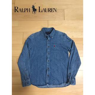 ラルフローレン(Ralph Lauren)のラルフローレン Ralph Lauren デニムシャツ(シャツ)
