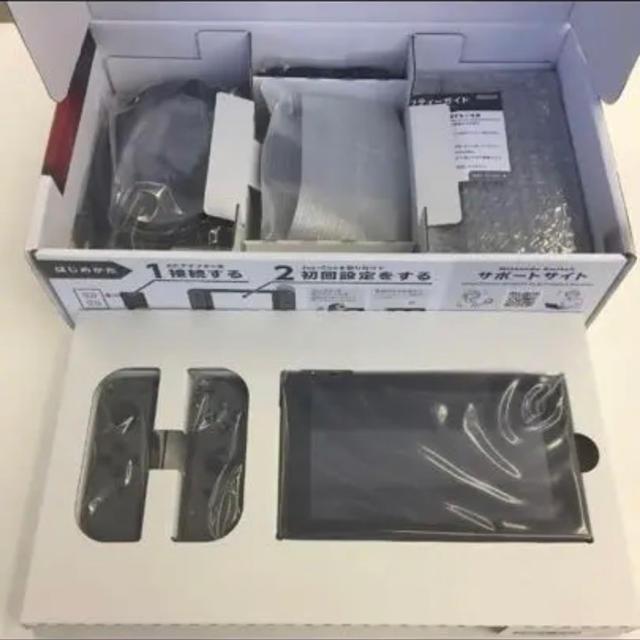 Nintendo Switch(ニンテンドースイッチ)の【週末限定】任天堂スイッチ エンタメ/ホビーのテレビゲーム(家庭用ゲーム本体)の商品写真