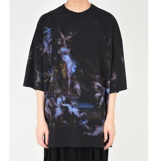 ラッドミュージシャン(LAD MUSICIAN)のラッドミュージシャン 天使 スーパービッグ Tシャツ(Tシャツ/カットソー(半袖/袖なし))