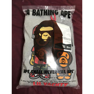 A BATHING APE - APE BABY MILO × lil yatchty XL