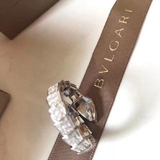 ブルガリ(BVLGARI)の レディースリング BVLGARI指輪 人気商品(リング(指輪))