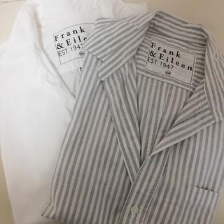 フランクアンドアイリーン(Frank&Eileen)のフランクアンドアイリーン シャツ2枚セット(シャツ/ブラウス(長袖/七分))