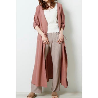 RayCossin  七分袖ワンピース 新品 ピンク