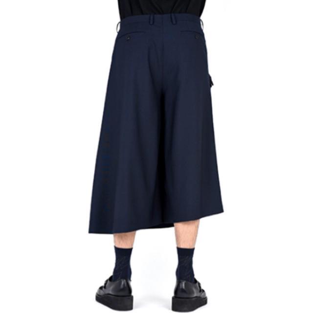 LAD MUSICIAN(ラッドミュージシャン)の【美品】ラッドミュージシャン 44 青 川上洋平 18SS 定価32,400円 メンズのパンツ(スラックス)の商品写真