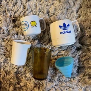 アディダス(adidas)のコップまとめ売り(マグカップ)