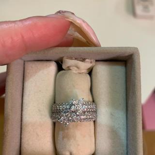 ポンテヴェキオ ダイヤリング むぎもっち様専用(リング(指輪))