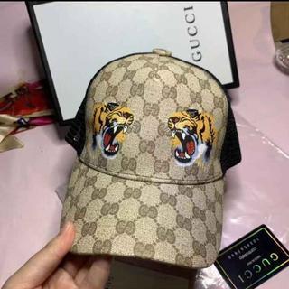 グッチ(Gucci)のGUCCI タイガーキャップ(キャップ)