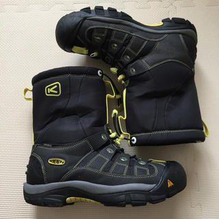KEEN - KEEN ウィンターポート2 28cm 中古美品