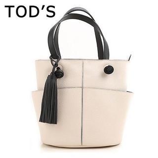 トッズ(TOD'S)のTod's バケットバッグ(ハンドバッグ)
