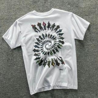 ルイヴィトン(LOUIS VUITTON)のお勧め LOUIS VUITTON& ルイヴィトン🌀TEE(Tシャツ/カットソー(半袖/袖なし))