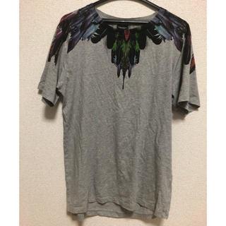 マルセロブロン(MARCELO BURLON)のMARCELO BURLON マルセロバーロン フェザーT(Tシャツ/カットソー(半袖/袖なし))