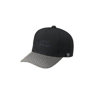 アンダーアーマー(UNDER ARMOUR)の40%オフ アンダーアーマー ブラック ベースボールキャップ ジュニア ユース(帽子)
