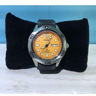 セイコー(SEIKO)のSEIKO セイコー AIR DIVER`S  腕時計 品番 V158(ラバーベルト)