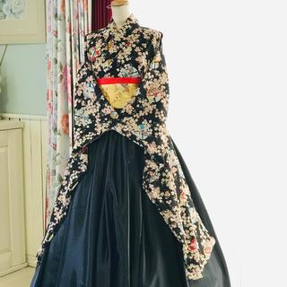 オリジナル着物ドレス成人式  卒業式(振袖)