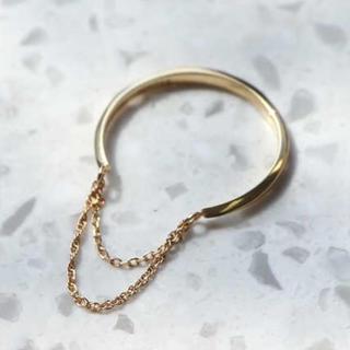 ジュピターゴールドレーベル(jupiter GOLD LABEL)のk18♡ジュピター ♡リング♡(リング(指輪))