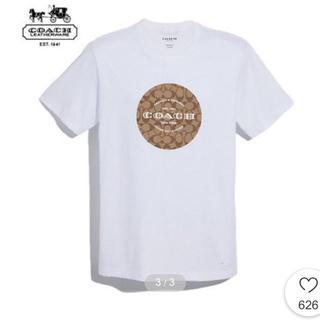 コーチ(COACH)のcoach メンズ Tシャツ(Tシャツ/カットソー(半袖/袖なし))