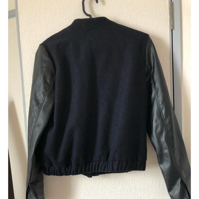 ZARA KIDS(ザラキッズ)のZARA  スタジャン キッズ キッズ/ベビー/マタニティのキッズ服 女の子用(90cm~)(ジャケット/上着)の商品写真