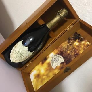 ドンペリニヨン(Dom Pérignon)の新品未使用 ドンペリ ゴールド 木箱付(シャンパン/スパークリングワイン)