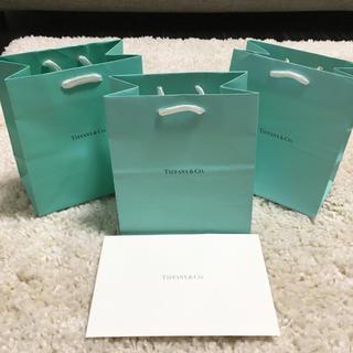 【超美品】Tiffany♡ショップ袋セット