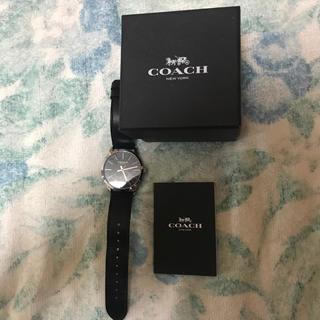 コーチ(COACH)のコーチ美品時計(腕時計(アナログ))