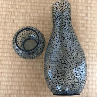 フランフラン(Francfranc)のフランフラン フラワーベース キャンドルホルダー(花瓶)