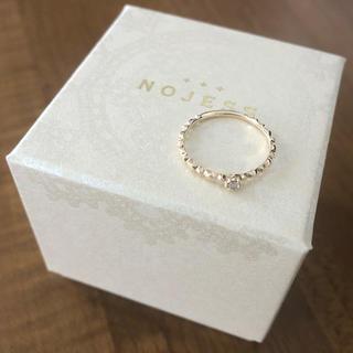 NOJESS - NOJESS ノジェス リング 10k YG #11