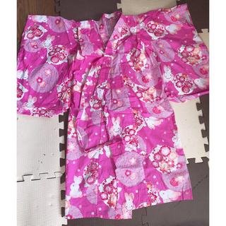 ユニクロ(UNIQLO)のUNIQLO 浴衣(甚平/浴衣)