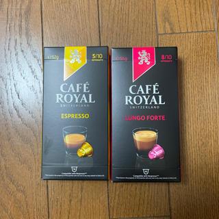 コストコ(コストコ)のコストコ カフェロイヤル  20個 ☆新品☆(コーヒー)