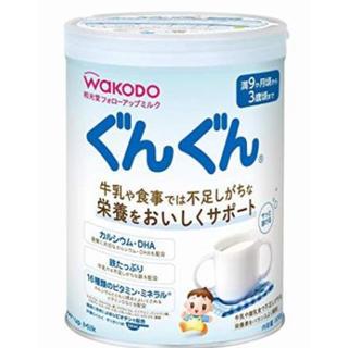 ワコウドウ(和光堂)のぐんぐん フォローアップミルク(乳液/ミルク)