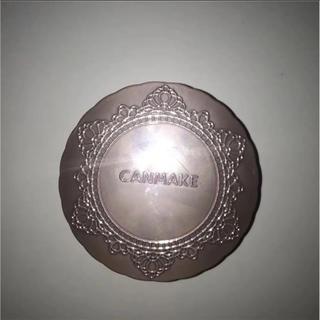 キャンメイク(CANMAKE)のCANMAKE マシュマロフィニッシュパウダー  ラベンダーカラー(フェイスパウダー)