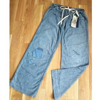 ラルフローレン(Ralph Lauren)のラルフローレン//綿のブルーのパンツ(カジュアルパンツ)