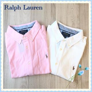 ラルフローレン(Ralph Lauren)のラルフローレン コットン シャツ 2点セット 新品タグ付‼️(シャツ)