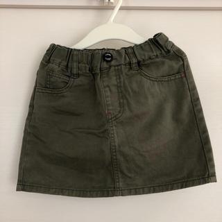 ブリーズ(BREEZE)のスカート 110cm(スカート)