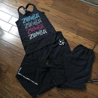 ズンバ(Zumba)のズンバセット(トレーニング用品)