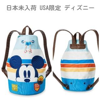 ミッキーマウス(ミッキーマウス)のディズニー ミッキー プールバッグ(リュックサック)