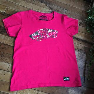 ヴァンズ(VANS)のVANS Tシャツ ロゴTシャツ 花柄(Tシャツ(半袖/袖なし))