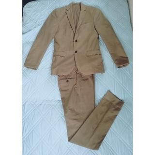 エイチアンドエム(H&M)のH&M セットアップ スーツ ベージュ サイズS(セットアップ)