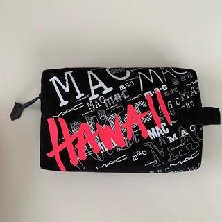 マック(MAC)のハワイ限定非売品、MACポーチ(ポーチ)