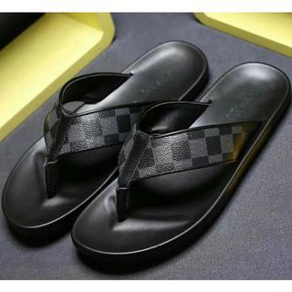 ルイヴィトン(LOUIS VUITTON)のLOUIS VUITTONルイヴィトン靴/シューズ スリツポン ビーチサンダル (スリッポン/モカシン)