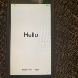 アップル(Apple)のiPhone 6 Silver 64 GB Softbank (スマートフォン本体)